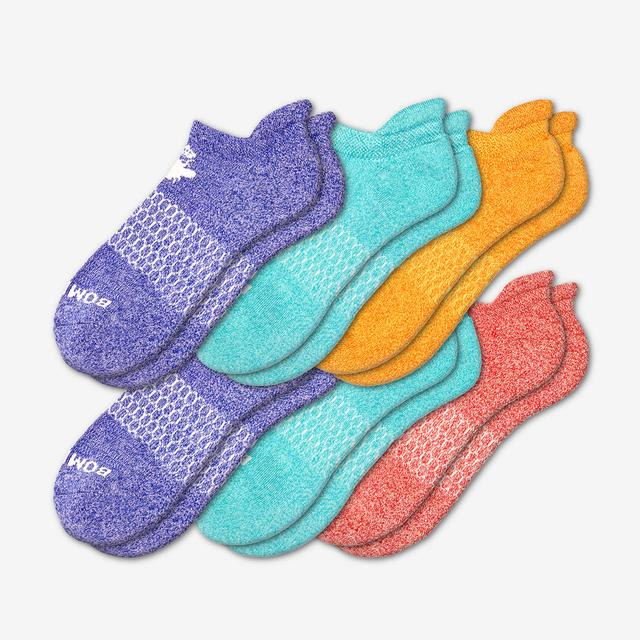 mixed-marls Women's Marls Ankle 6-Pack