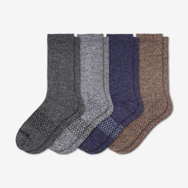mixed-neutral Men's Classic Marls Sock 4-Pack