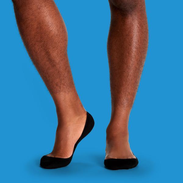 Men's Low-Cut No Show Sock 4-Pack