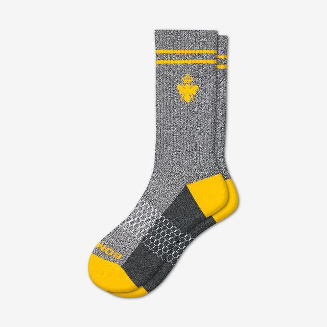 mustard Men's Originals Calf Sock