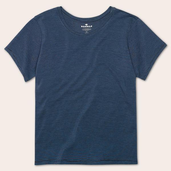 fe53077e9e590 Women s Pima Cotton Crew Neck T-Shirt – Bombas