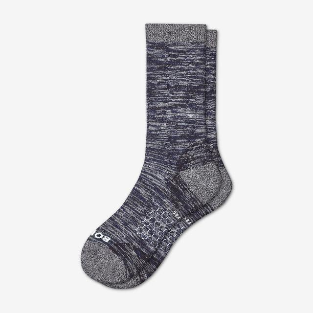 navy Men's Hiking Socks