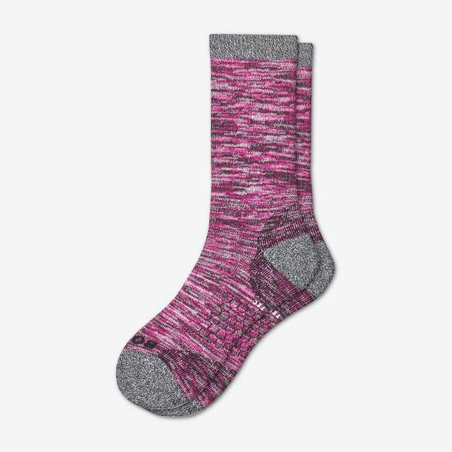 pink Women's Hiking Socks