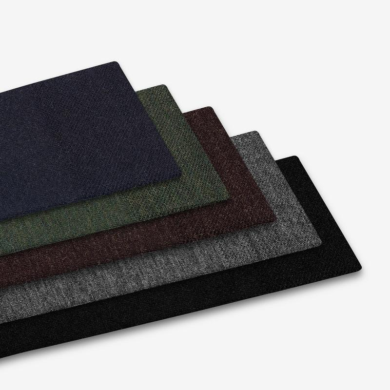 Men's Merino Dress Sock 5-Pack