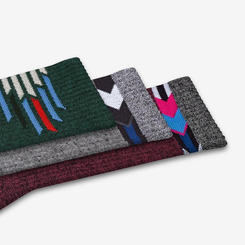 Men's Nordic Calf Sock