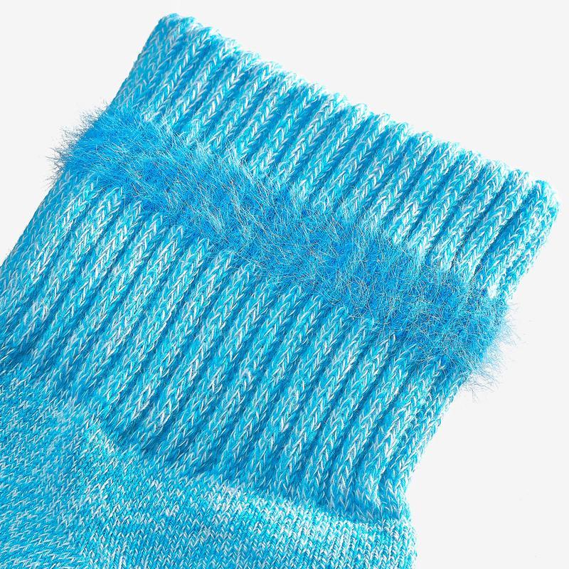 Youth Sesame Street Fuzzy Cookie Monster Socks