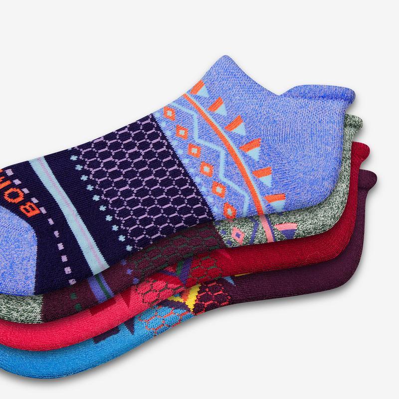 Women's Winter Ankle Sock 6-Pack