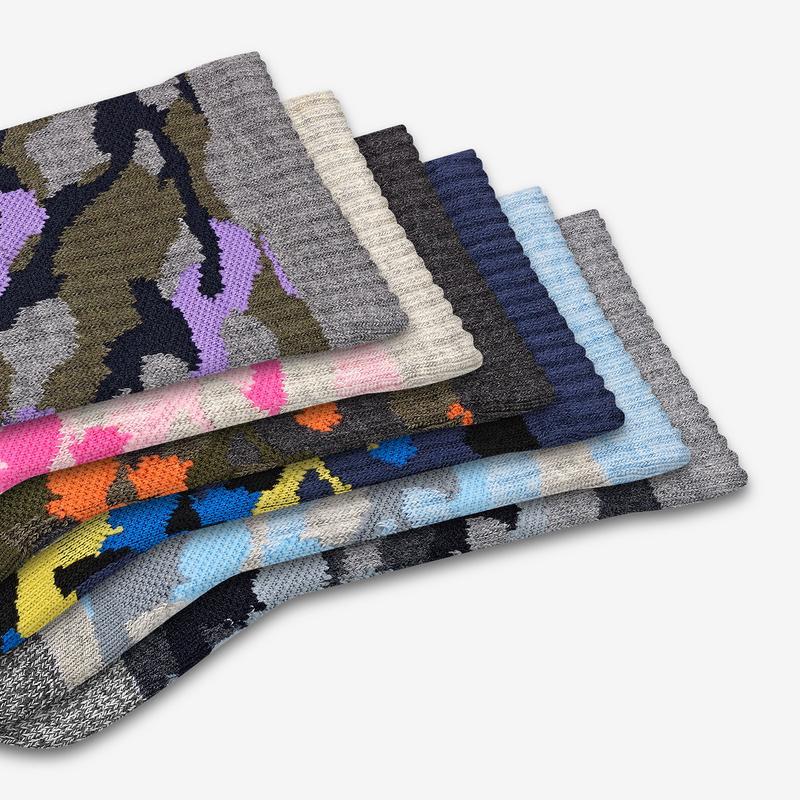 Youth Camo Calf Sock 3-Pack