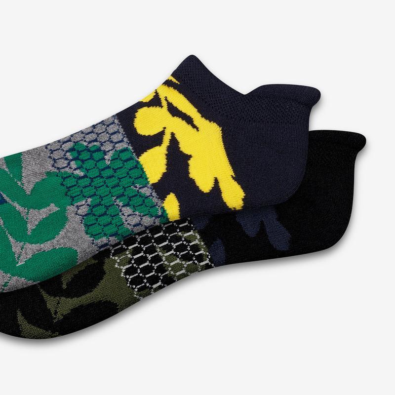 Men's Spring Fling Ankle Sock 2-Pack