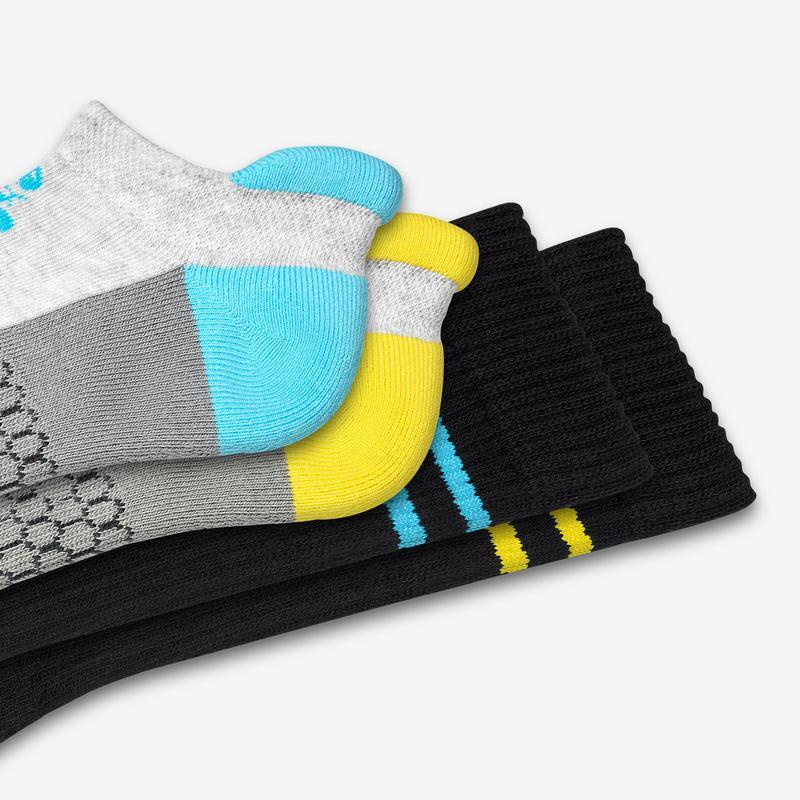 Originals Calf & Ankle Sock 8-Pack