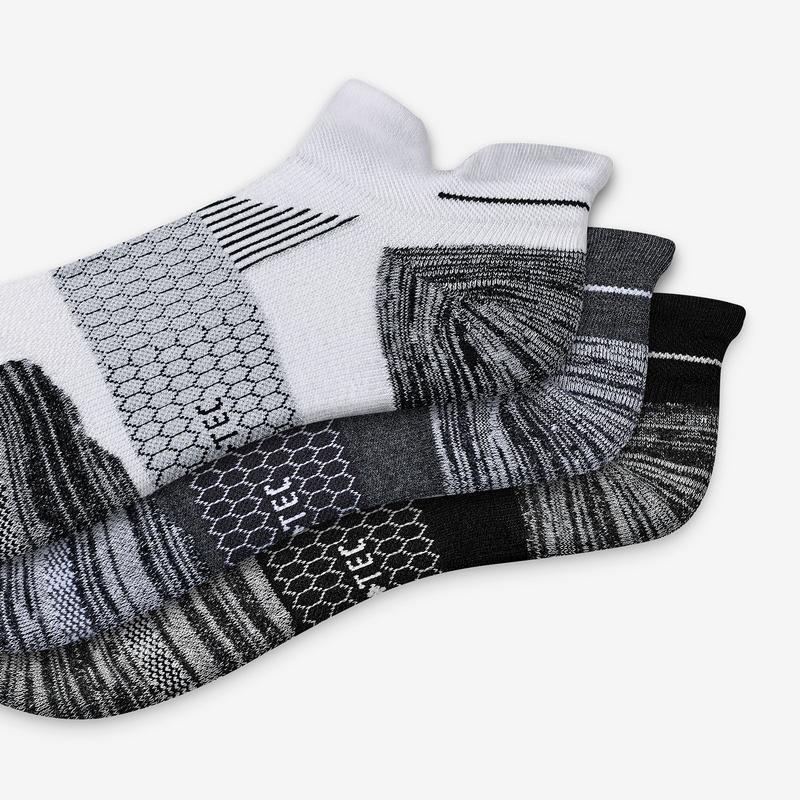 Women's Workout Week Ankle Sock Gift Bag