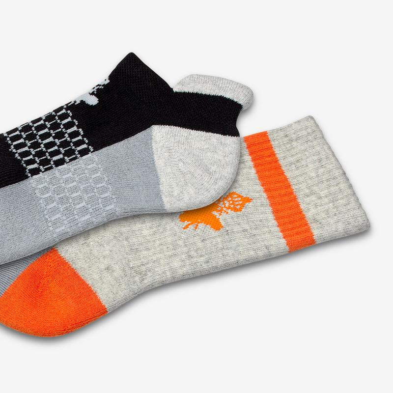 Youth Originals Calf & Ankle Sock 8-Pack