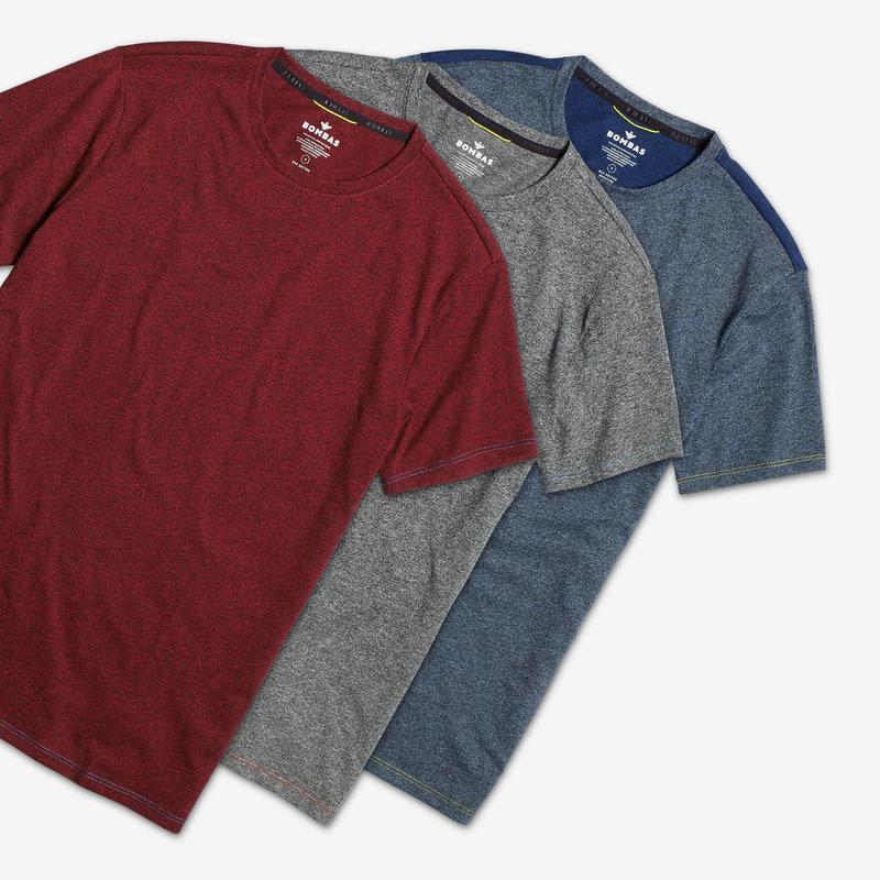 Men's AnyWear Crew Neck T-Shirt