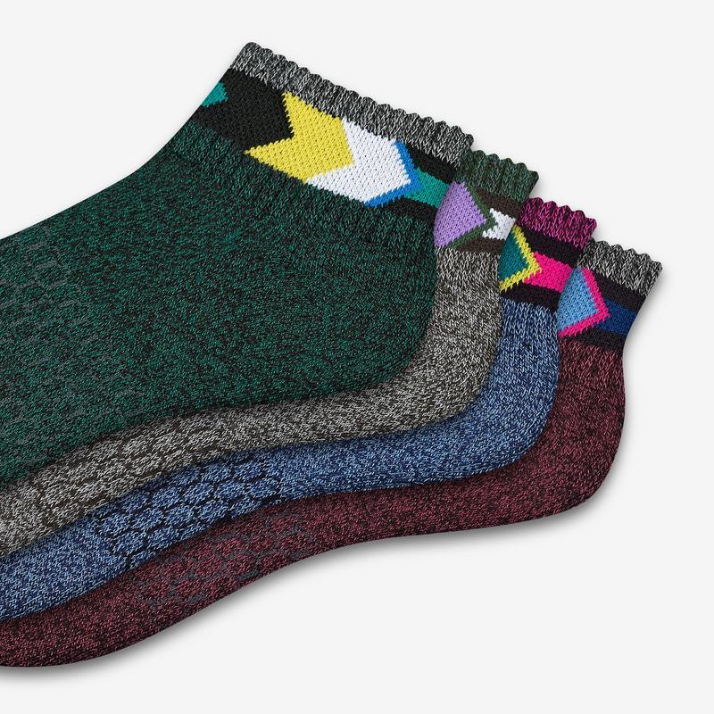 Women's Nordic Quarter Sock 4-Pack