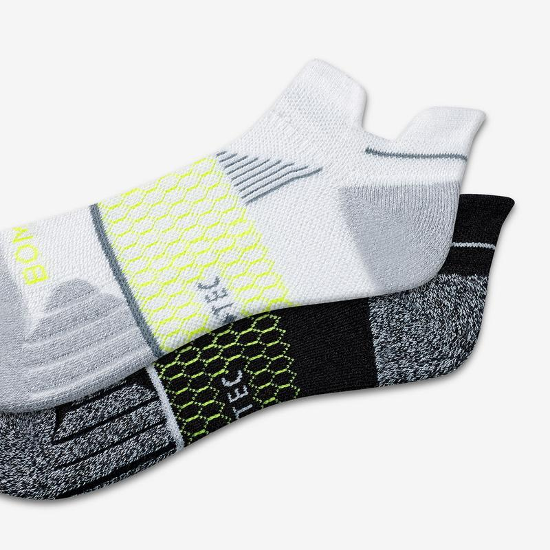 Men's Performance Tennis Ankle Socks