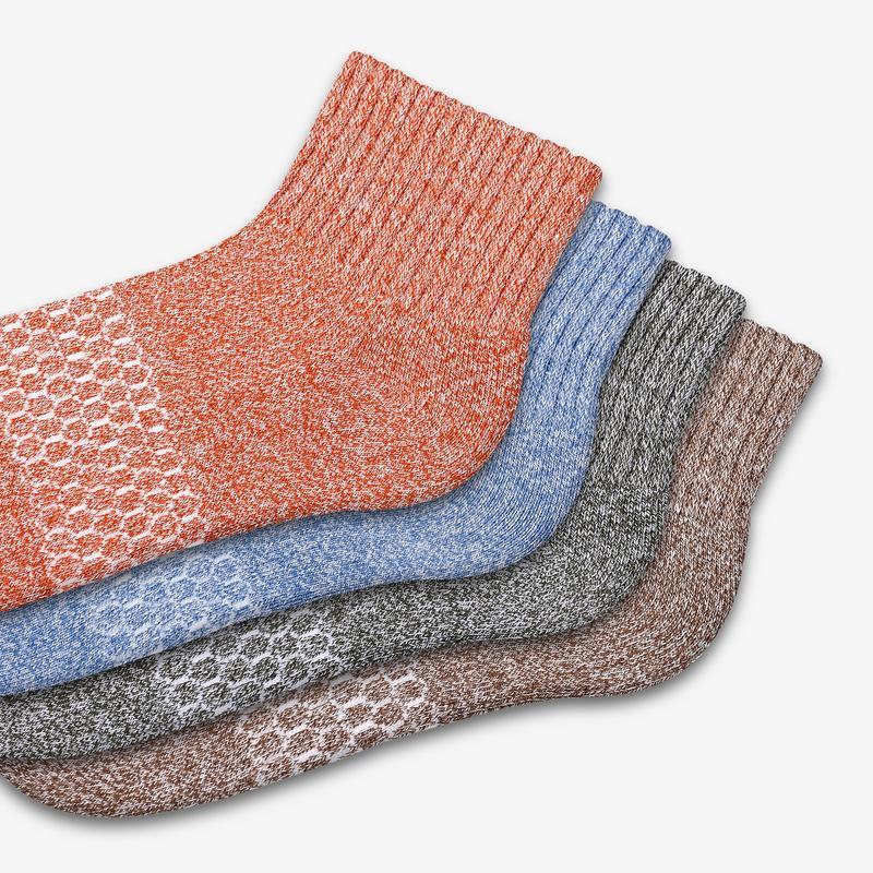 Men's Quarter Socks