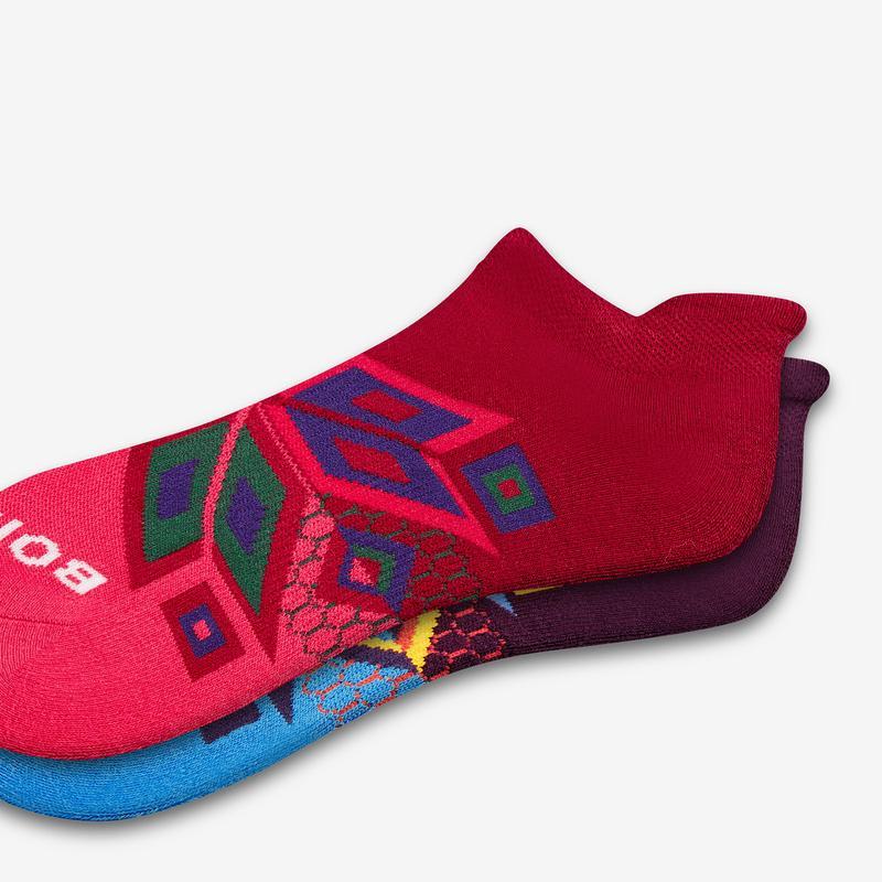 Women's Snowflake Ankle Socks