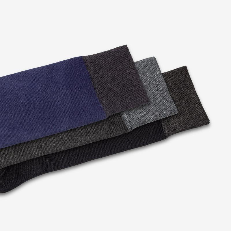 Men's Mixed Dress Sock 4-Pack