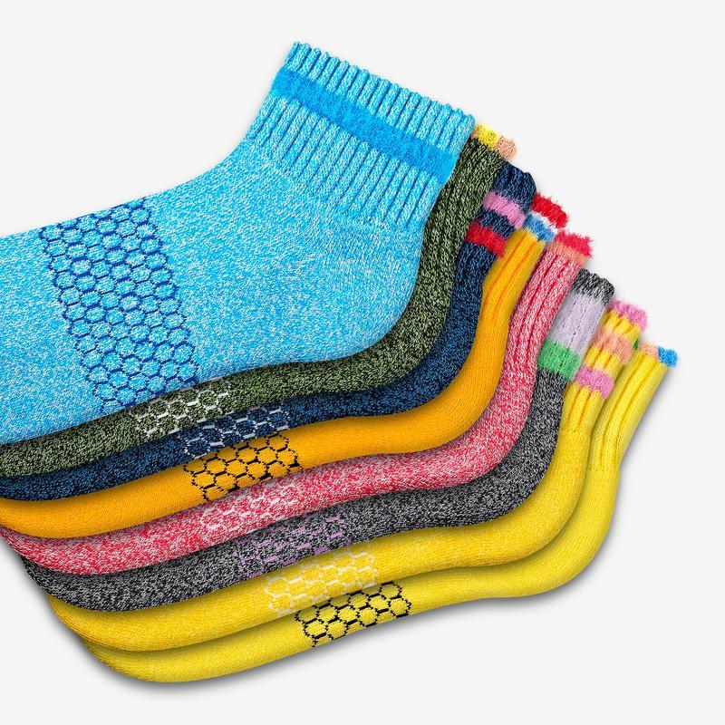 Sesame Street Fuzzy Sock 8-Pack