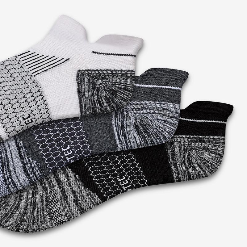 Men's Desk to Gym Ankle Sock 6-Pack
