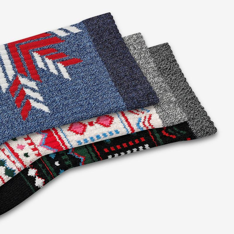 Youth Holiday Sock 8-Pack
