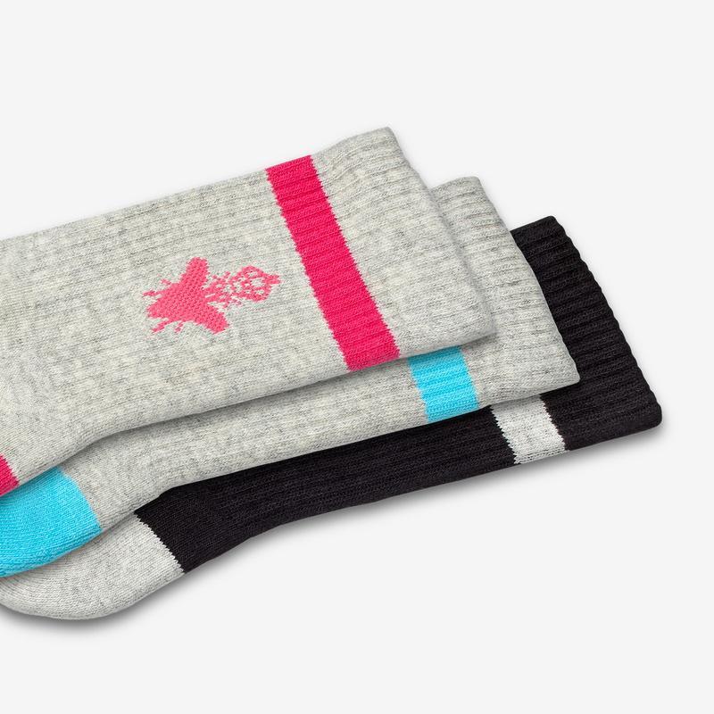 Youth Originals Calf Sock 4-Pack