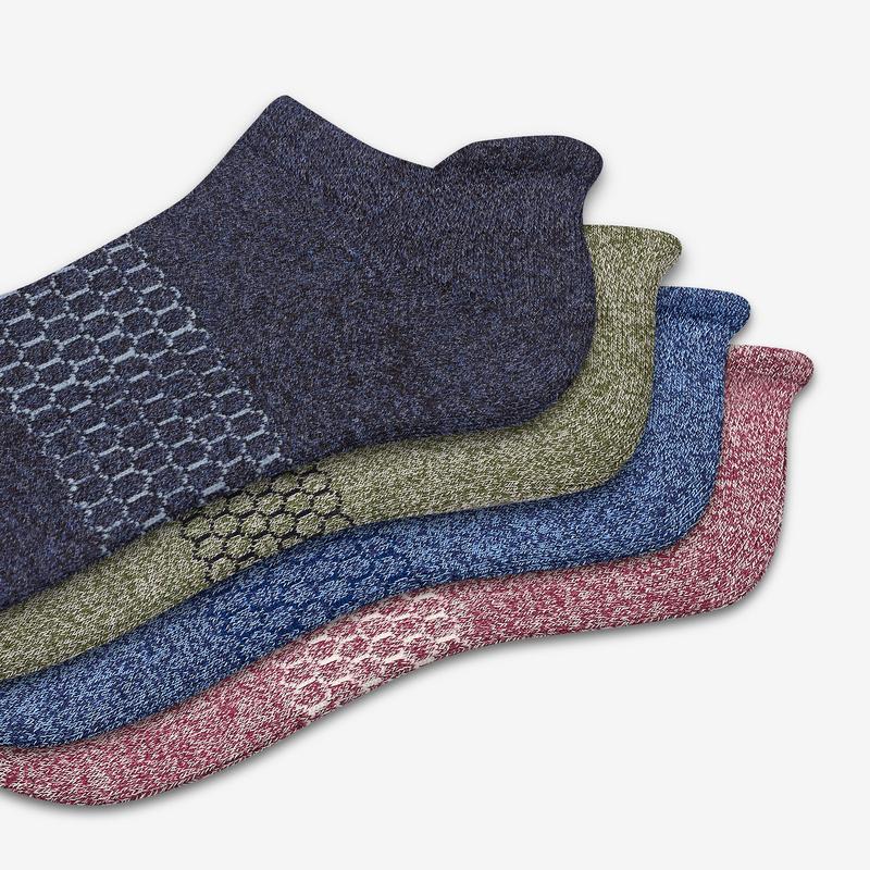 Men's Classic Marls Ankle Sock 8-Pack