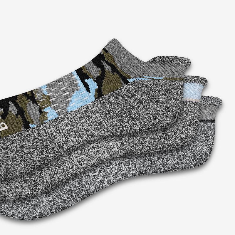 Women's Camo Ankle Sock 3-Pack
