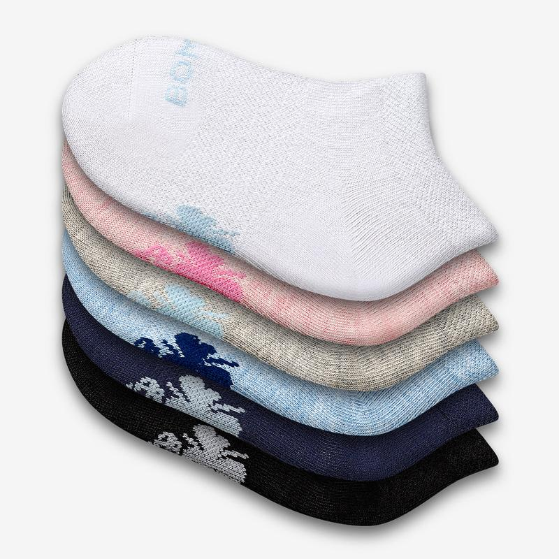 Toddler Lightweight Ankle Sock 8-Pack