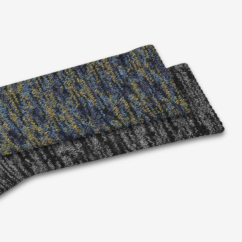 Men's Space Dye Calf Sock