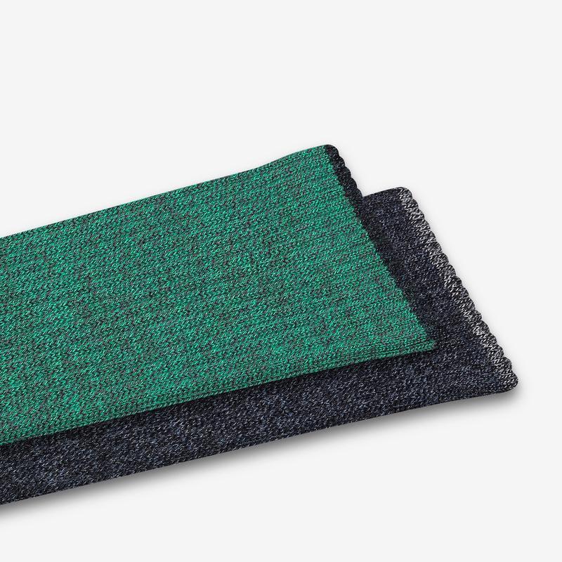 Men's Merino Wool Calf Socks