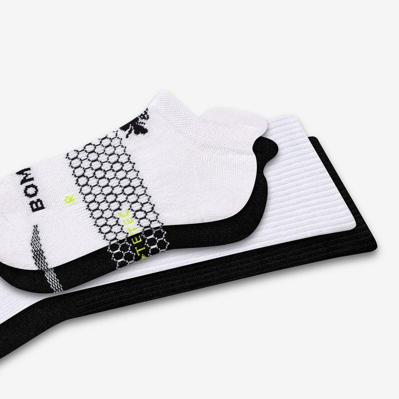 Men's All-Purpose Performance Calf & Ankle Sock 6-Pack