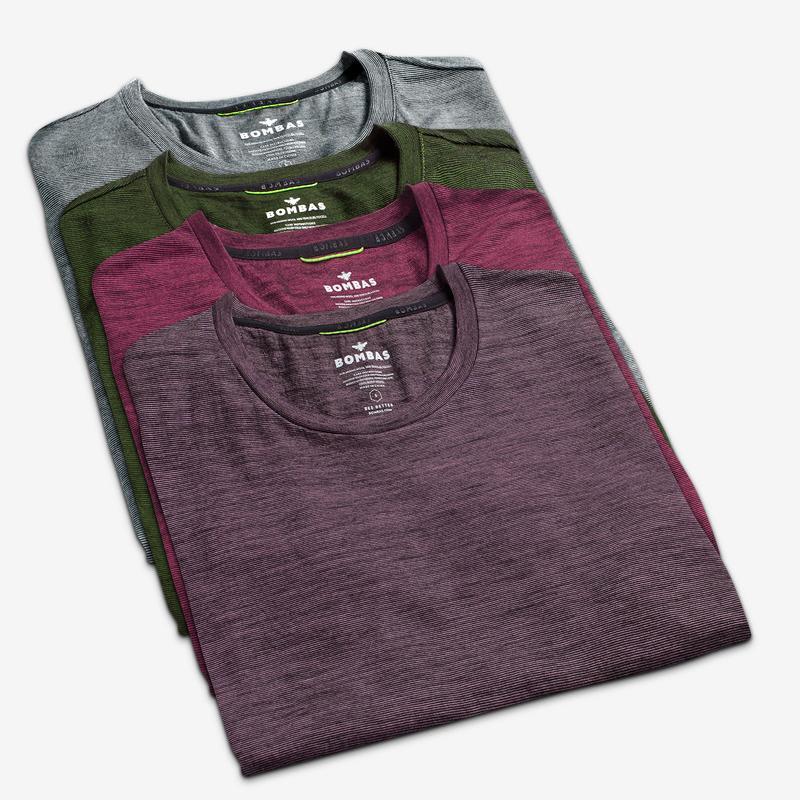 Women's Merino Crew Neck T-Shirt