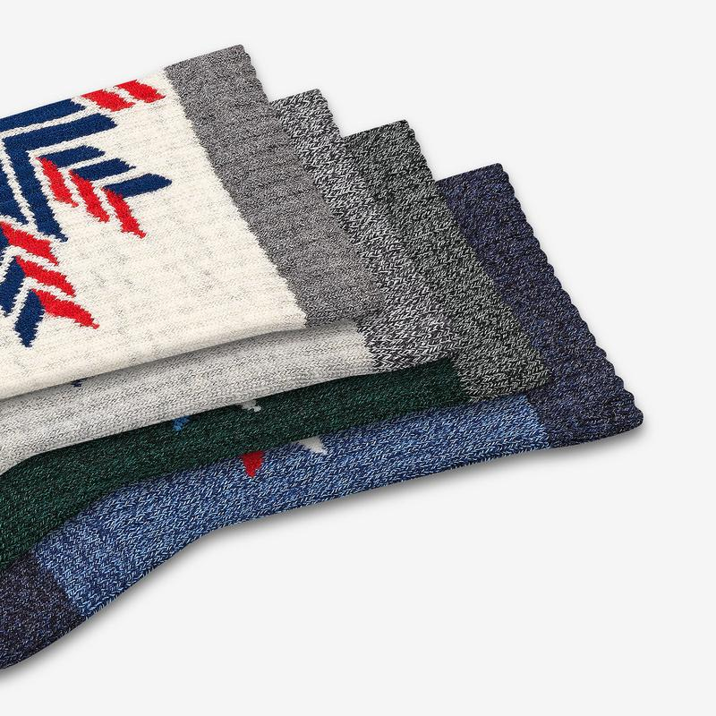 Youth Winter Sock 4-Pack