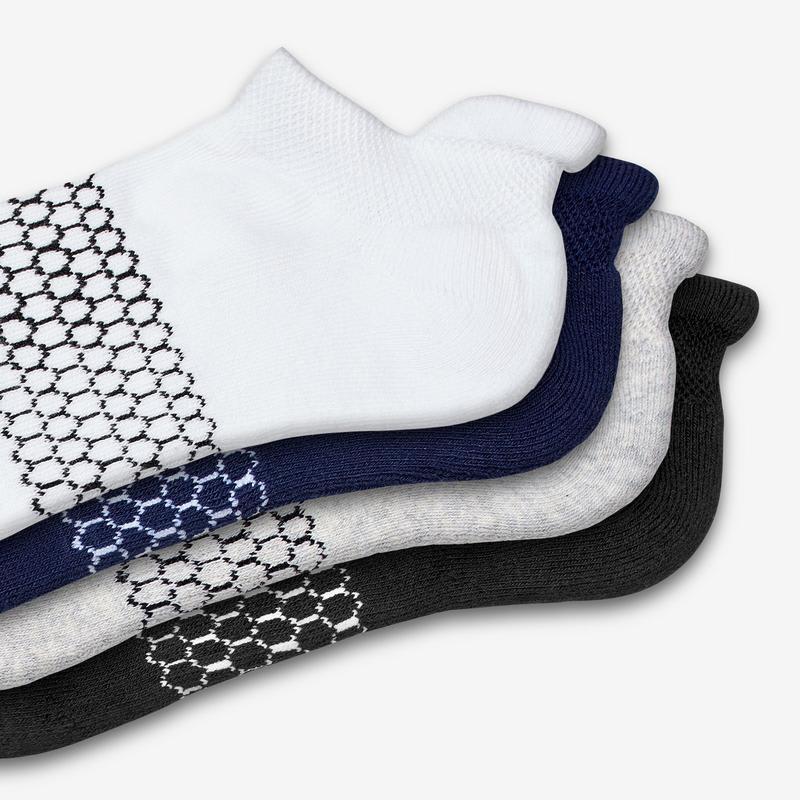 Men's All-Ankle Sock 12-Pack