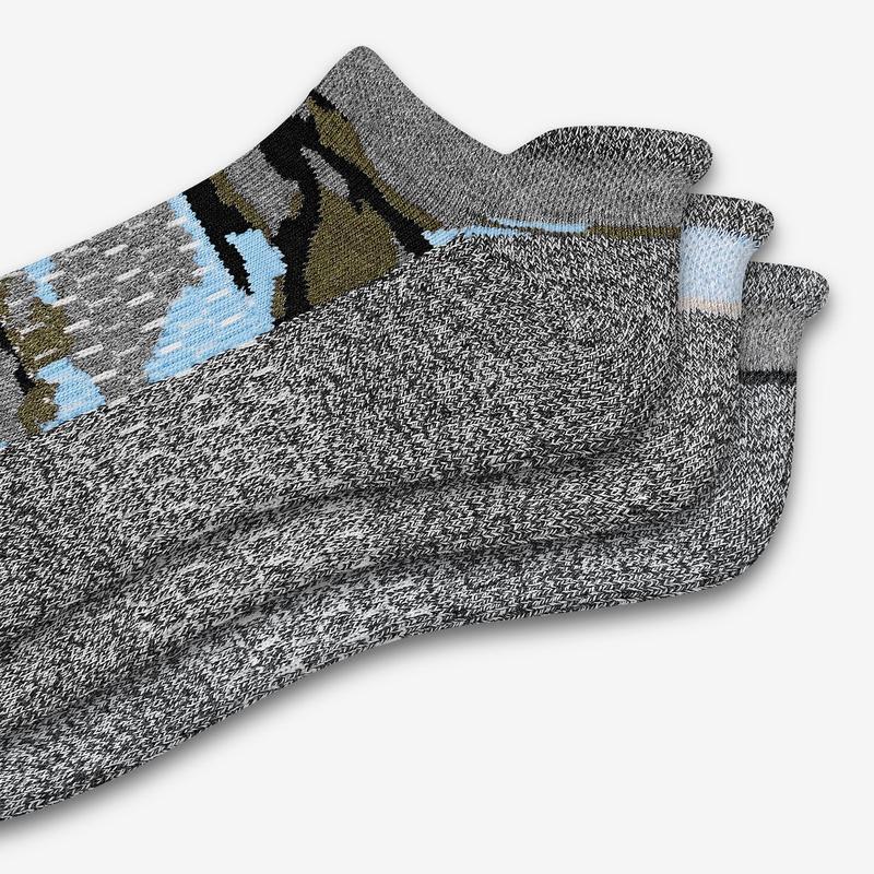 Women's Camo Ankle Socks
