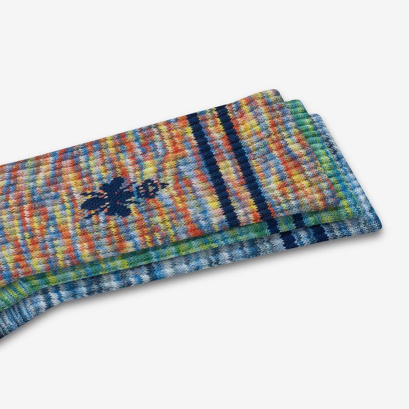 Men's Space Dye Originals Calf Socks