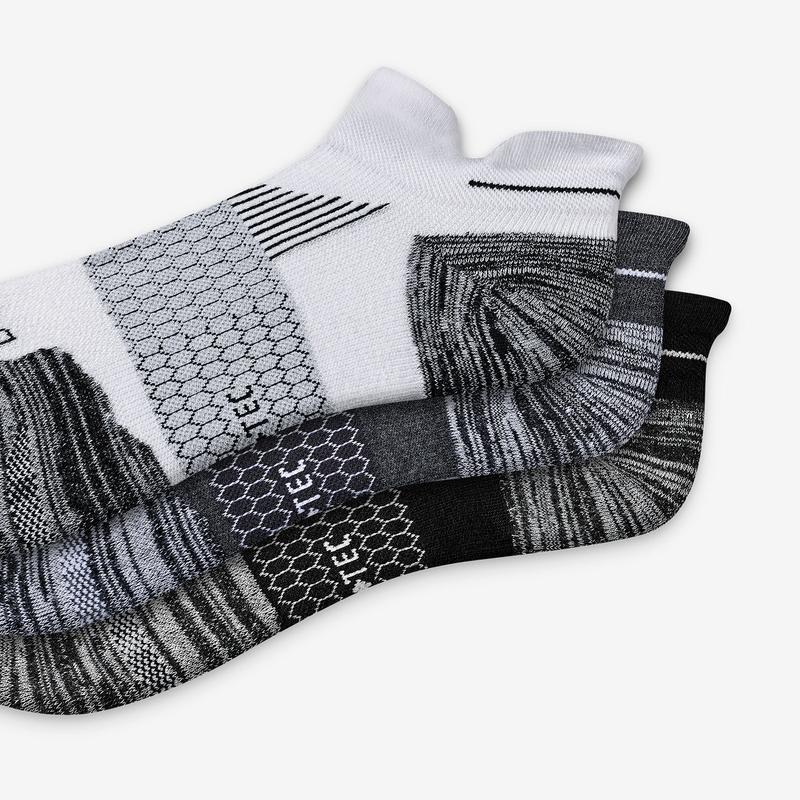 Women's Performance Running Ankle Sock 3-Pack