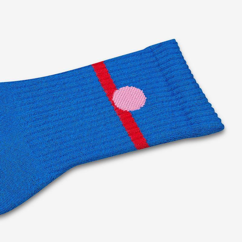 Youth Sesame Street Grover Calf Socks