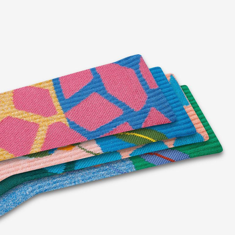 Women's Wild Wear Calf Sock 4-Pack