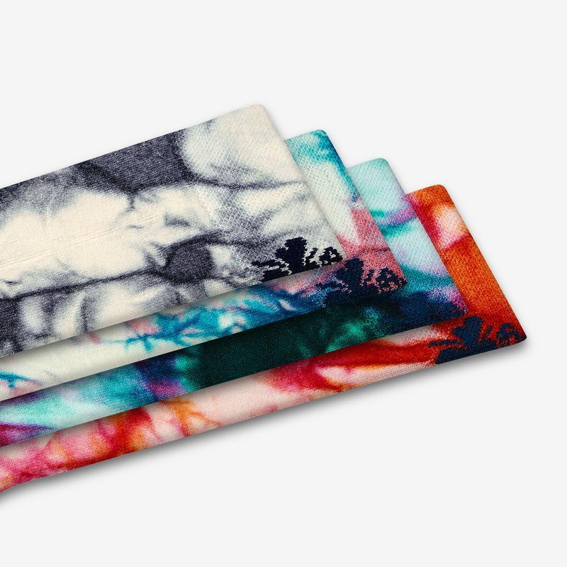 Women's Tie Dye Performance Ski & Snowboard Sock 4-Pack
