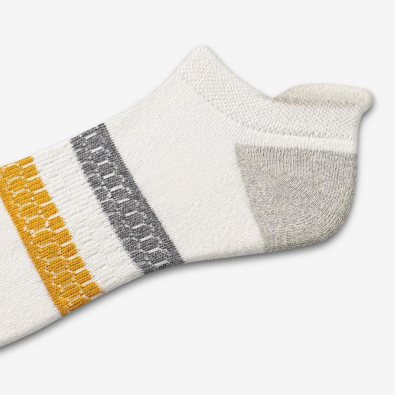 Men's Vintage Stripe Ankle Socks