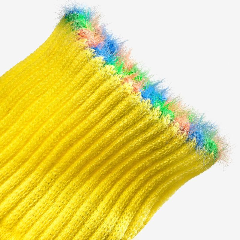 Sesame Street Fuzzy Bert Socks