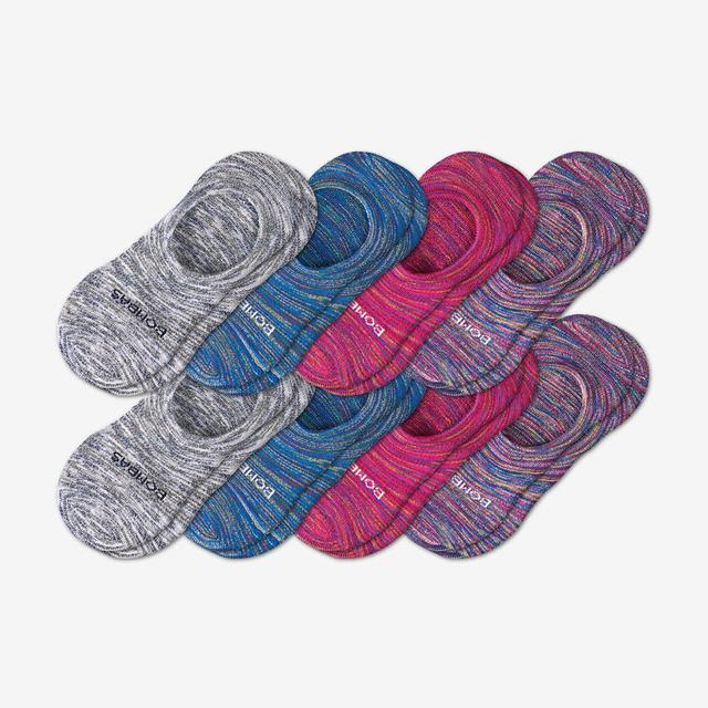 space-dye Women's Cushioned No Shows 8-Pack