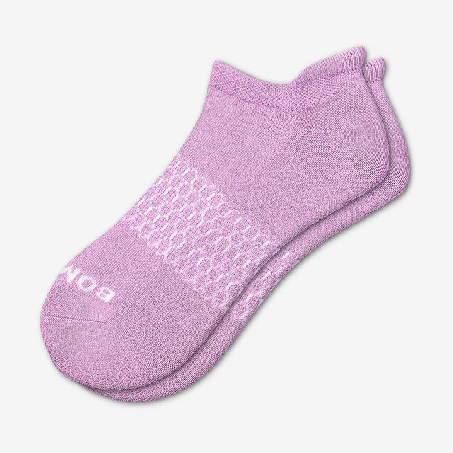 violet Women's Solids Ankle Socks