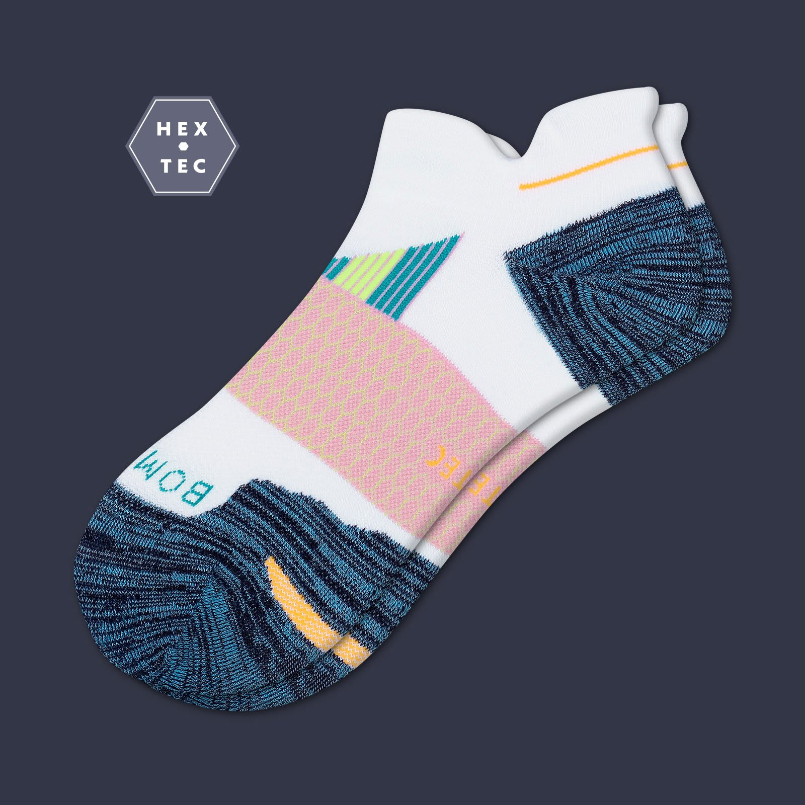 Women's Performance Running Ankle Sock by Bombas
