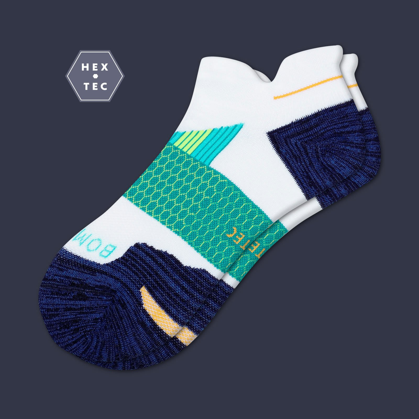 Men's Performance Running Ankle Sock by Bombas
