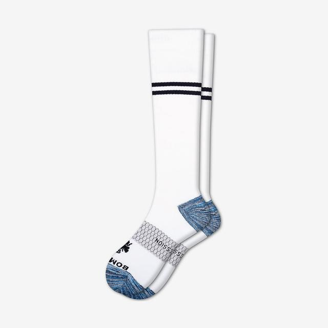 white Women's Compression Socks