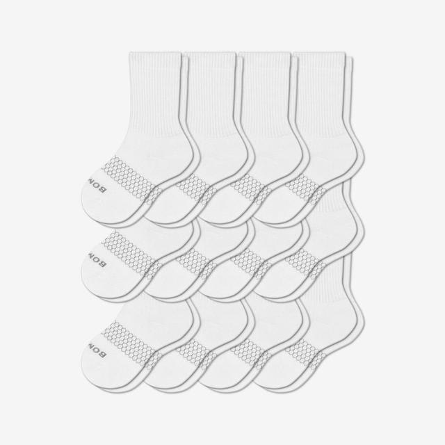 white Youth Calf 12-Pack