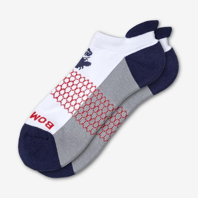 white-navy Men's Originals Ankle Sock